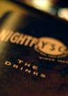 Nightfly's American Bar - The Drinks
