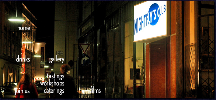 Nightfly's Club American Bar since 1993 Dorotheergasse 14, 1010 Wien